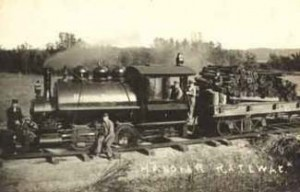 Railroad history in Illinois