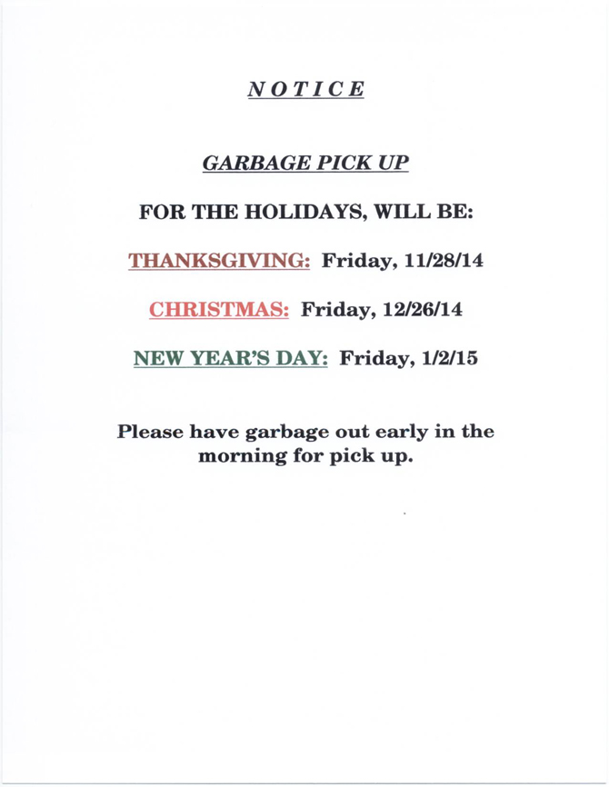 holiday-garbage-pickup